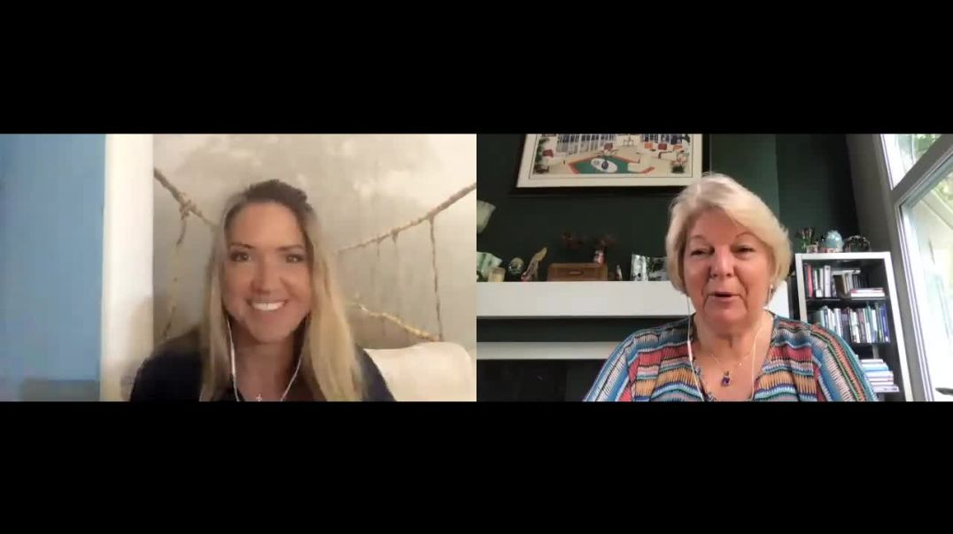 Dr Sherri Tenpenny and Dr. Carrie Madej on Vaccines, Covid 19, transhumanism, artificial intelligenc