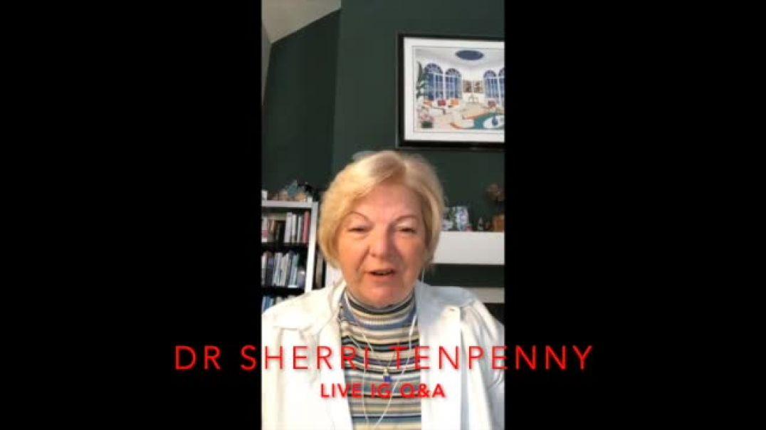 Oct 19 2020- IG Live Q&A with Dr