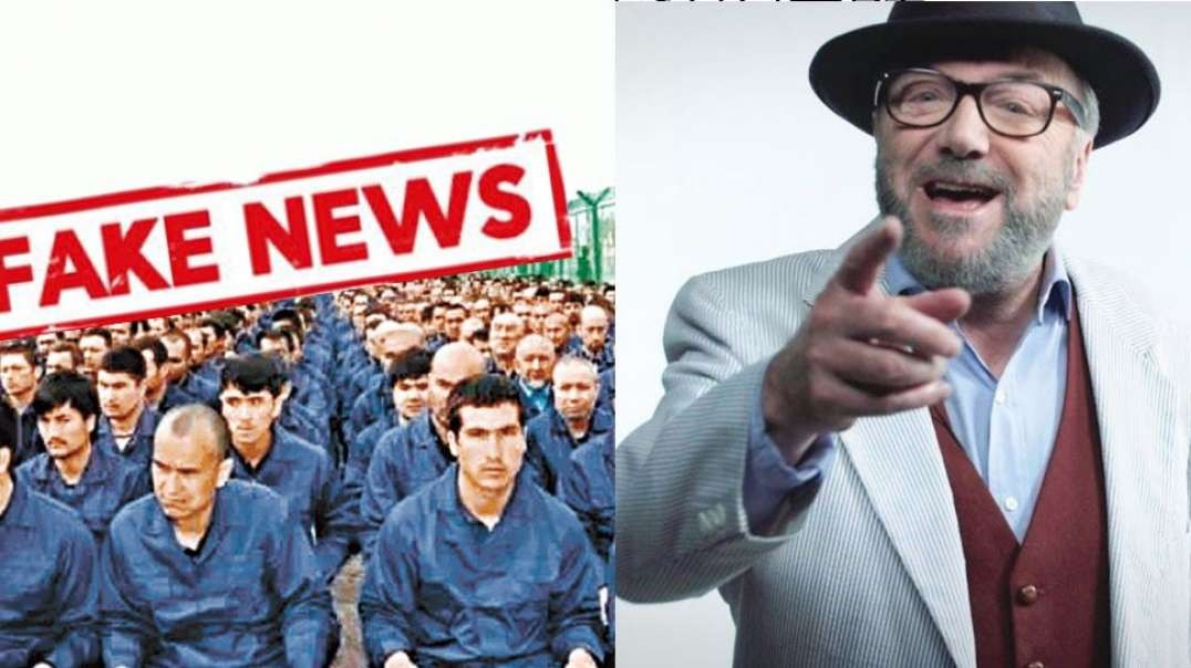 George Galloway: No concentration camps in China! [Chinese subtitle] 喬治·蓋諾威:中國沒有集中營!