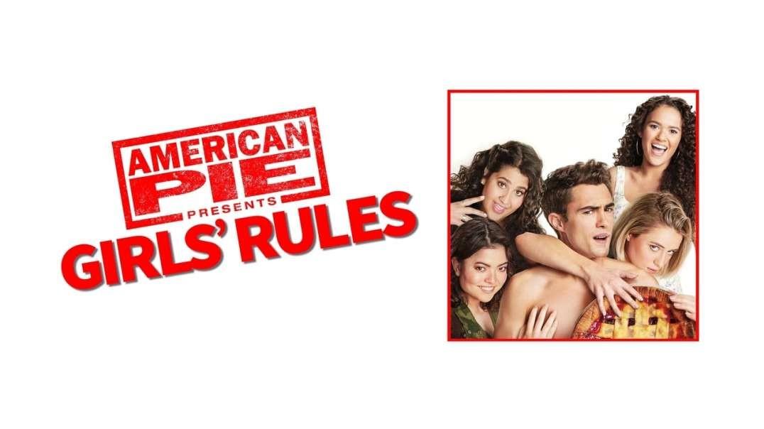 STREAMING 【American Pie Presents: Girls' Rules】 『『2020』』 Free Movie FULL MOVIE