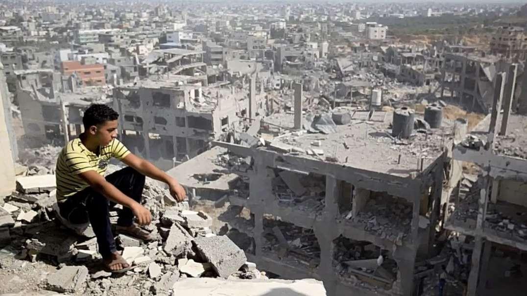 If Americans Knew - Intro (Israel - Palestine) [Chinese subtitle] 如果美國人知道:以色列是這樣對待巴勒斯坦人