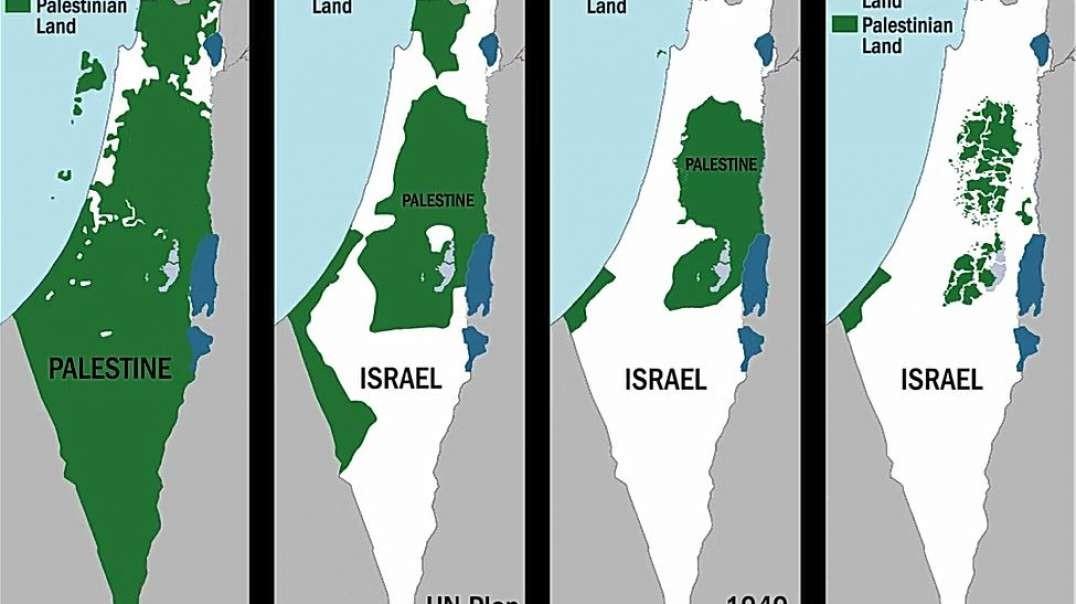 Israel-Palestine: The Basics [Chinese subtitle] 以色列-巴勒斯坦:基礎認知
