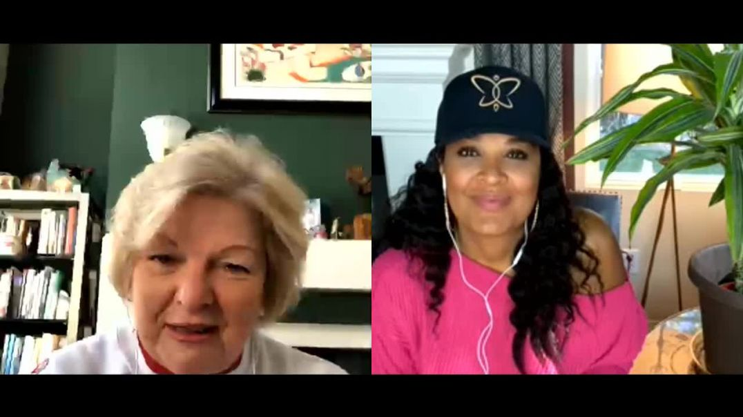 Dr. Tenpenny and Laila Ali, daughter of the late Mohammad Ali, on detox, health freedom and more.